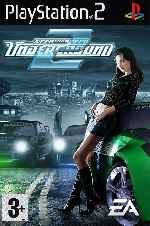 Caratula Ps2 De Need For Speed Underground 2 Frontal V2