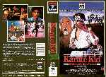 carátula vhs de Karate Kid - 1984