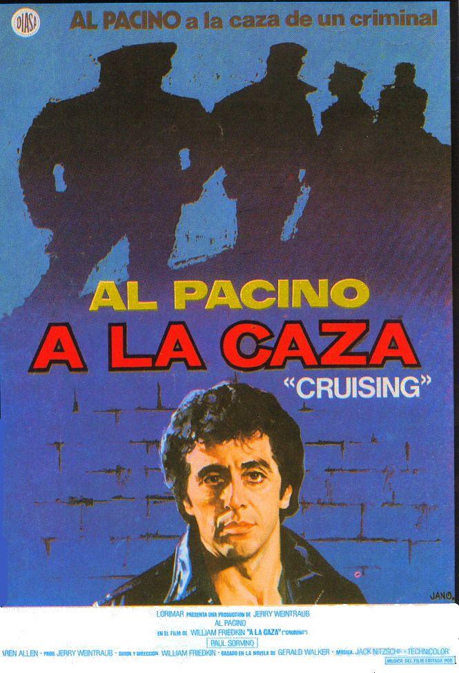 A La Caza (Cruising) (1980)
