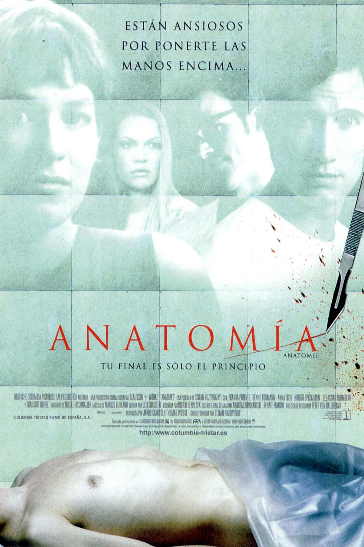 Anatomía (Anatomy) (2000)