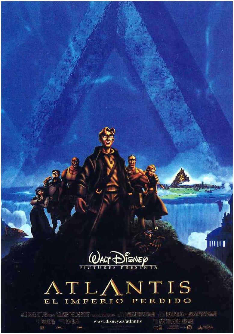 Atlantis – El Imperio Perdido (2001)