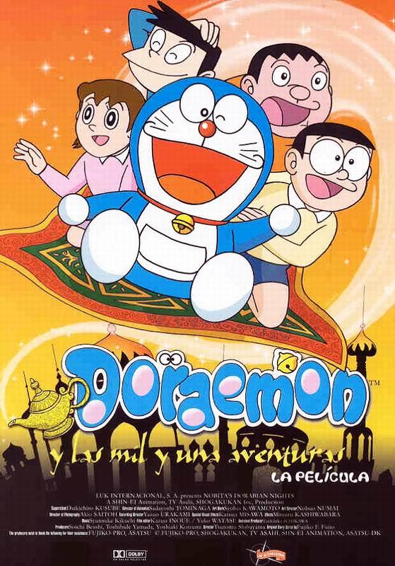 Doraemon Y Las Mil Y Una Aventuras (2000)