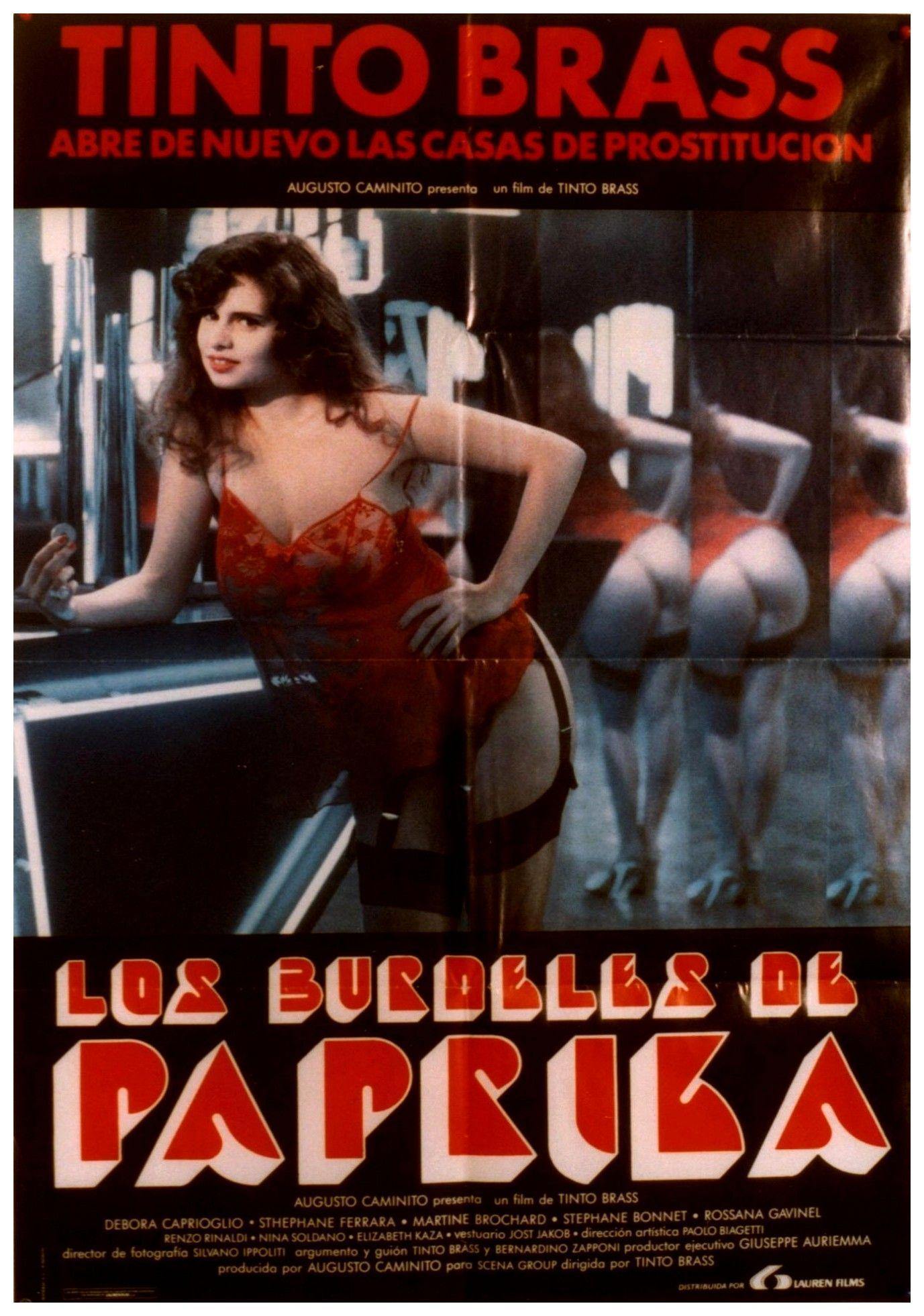 Los Burdeles De Paprika (1991)