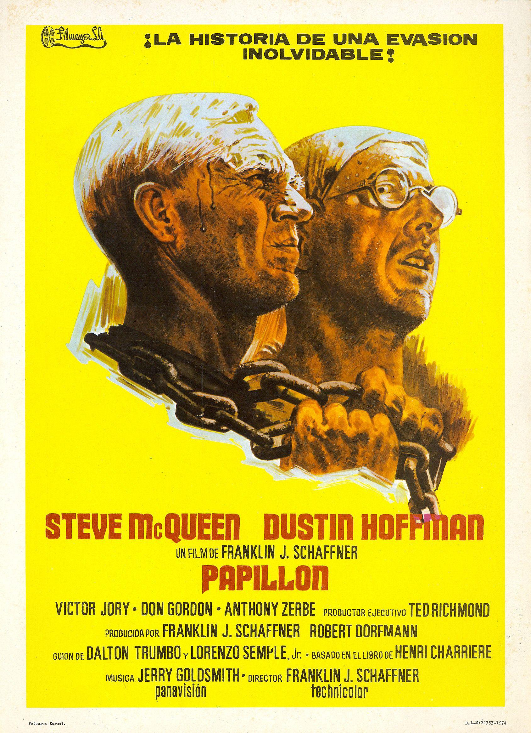 Papillón (1973)