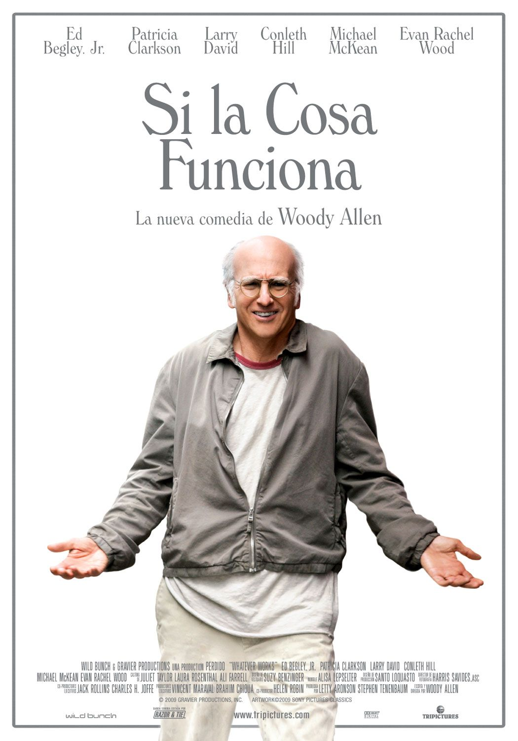 Si La Cosa Funciona (Whatever Works) (2009)