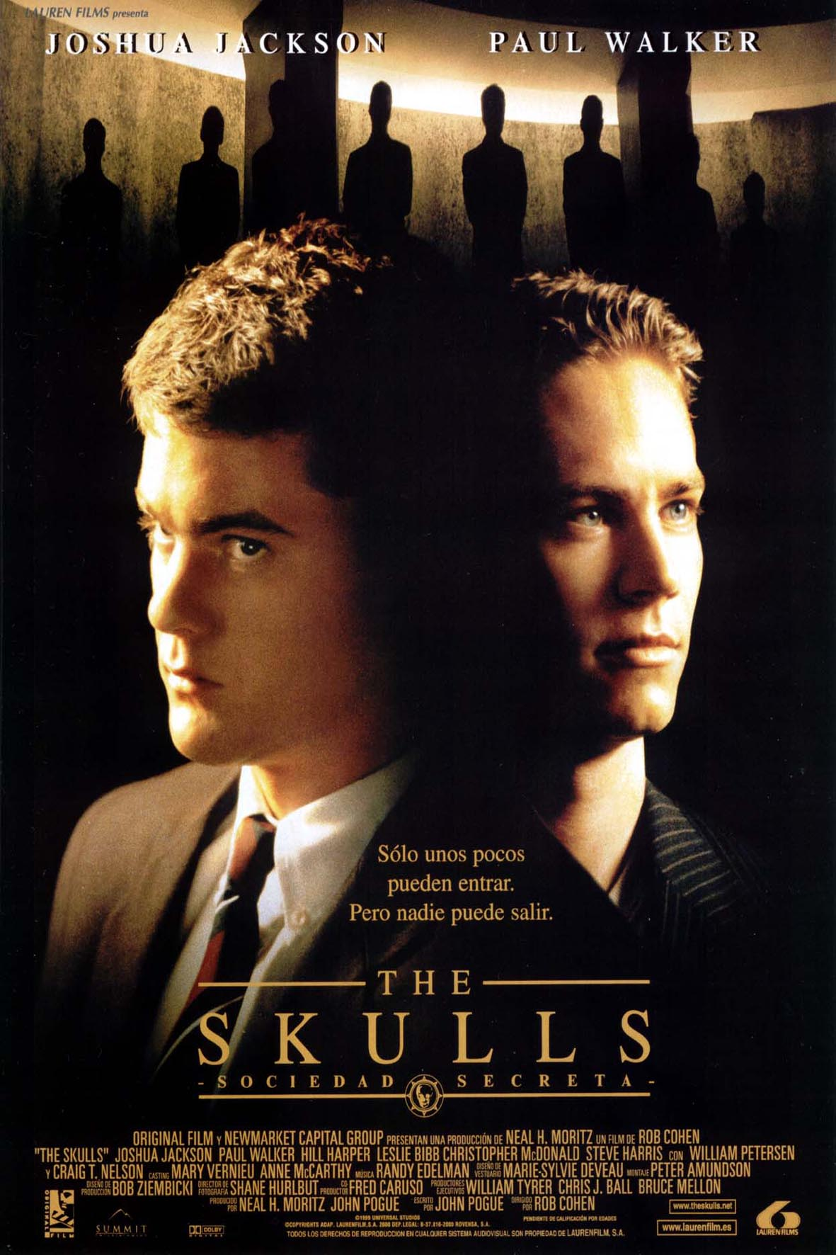 Sociedad Secreta (The Skulls) (2000)