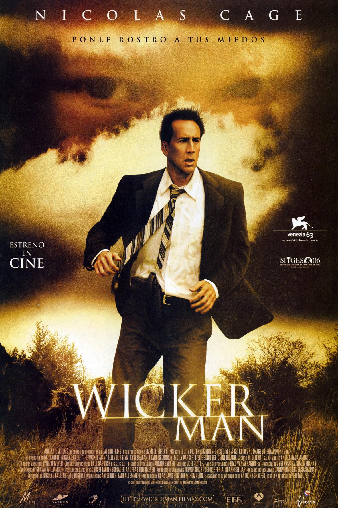 Wicker Man (2006)