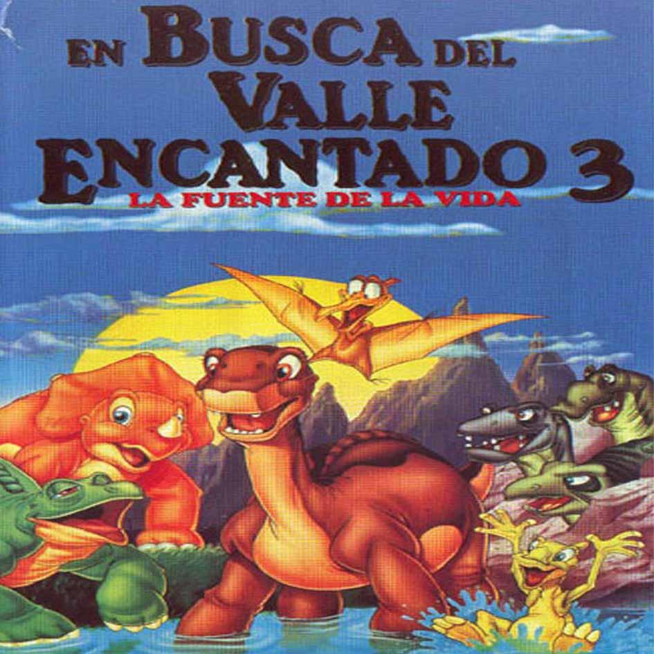 En Busca Del Valle Encantado (03): La Fuente De La Vida (1994)