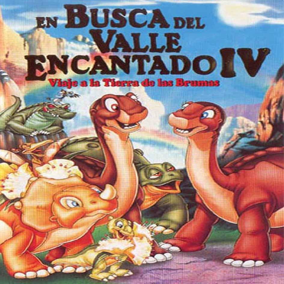En Busca Del Valle Encantado (04): Viaje A La Tierra De Las Brumas (1996)