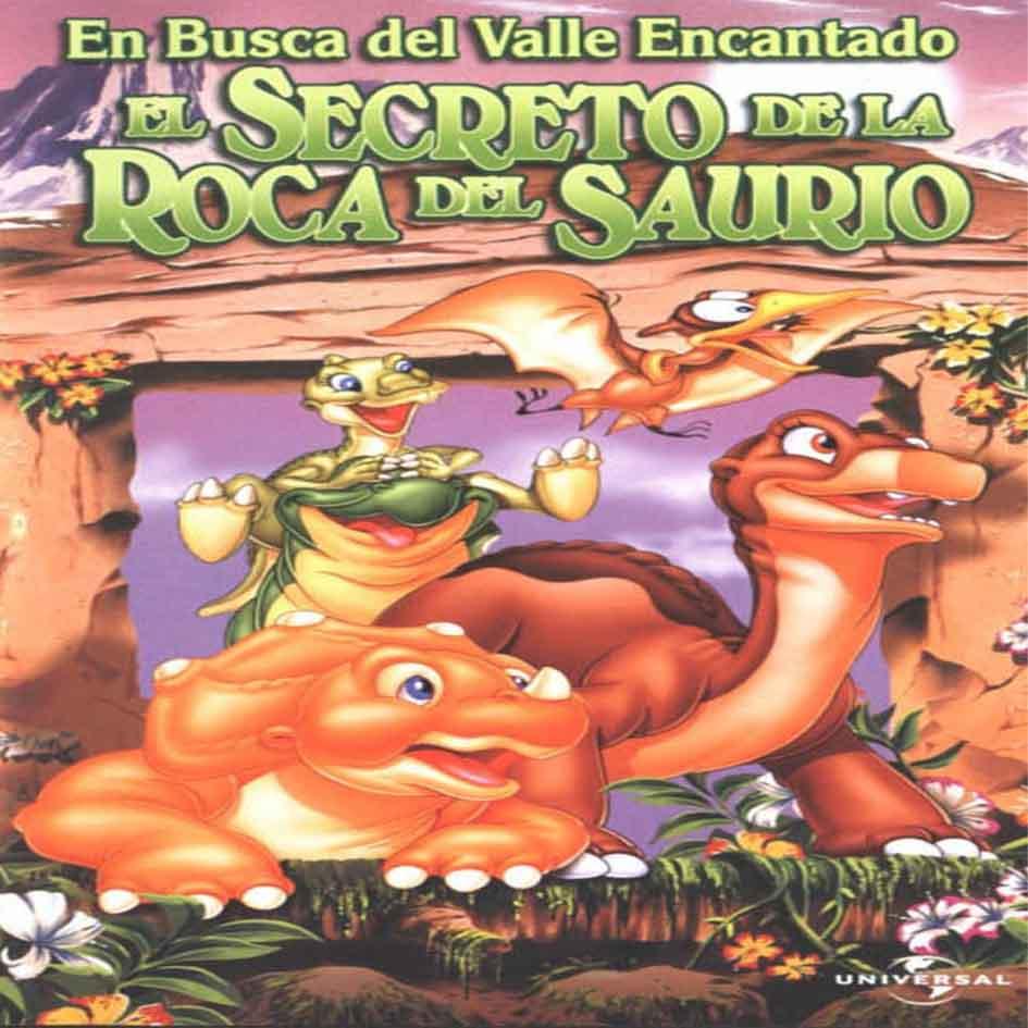 En Busca Del Valle Encantado (06): El Secreto De La Roca Del Saurio (1998)