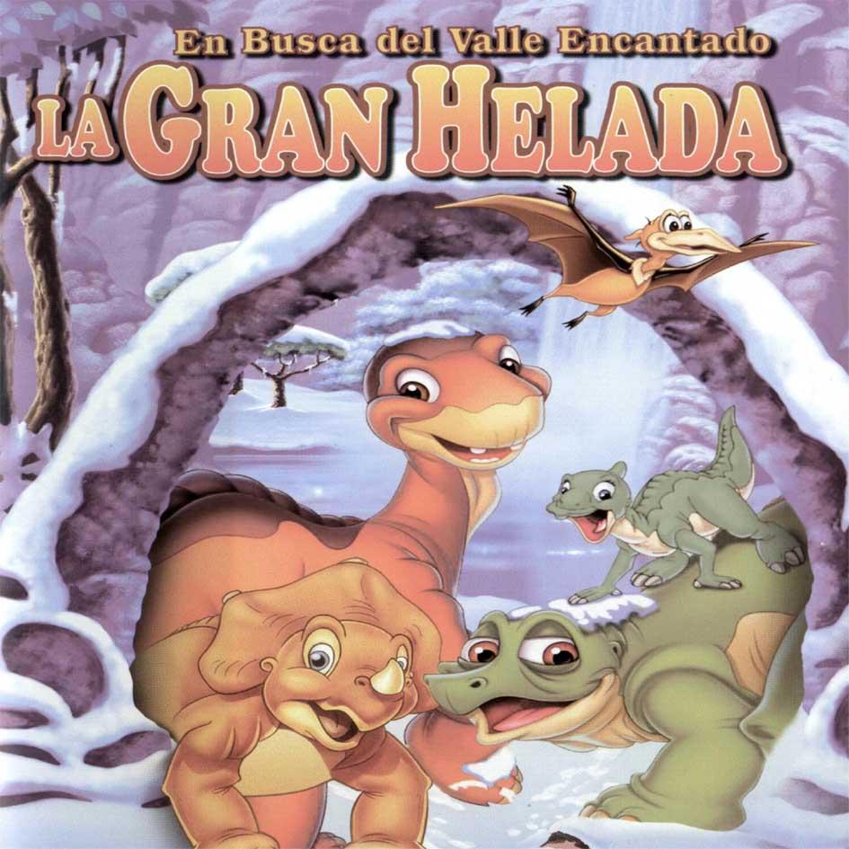 En Busca Del Valle Encantado (08): La Gran Helada (2001)