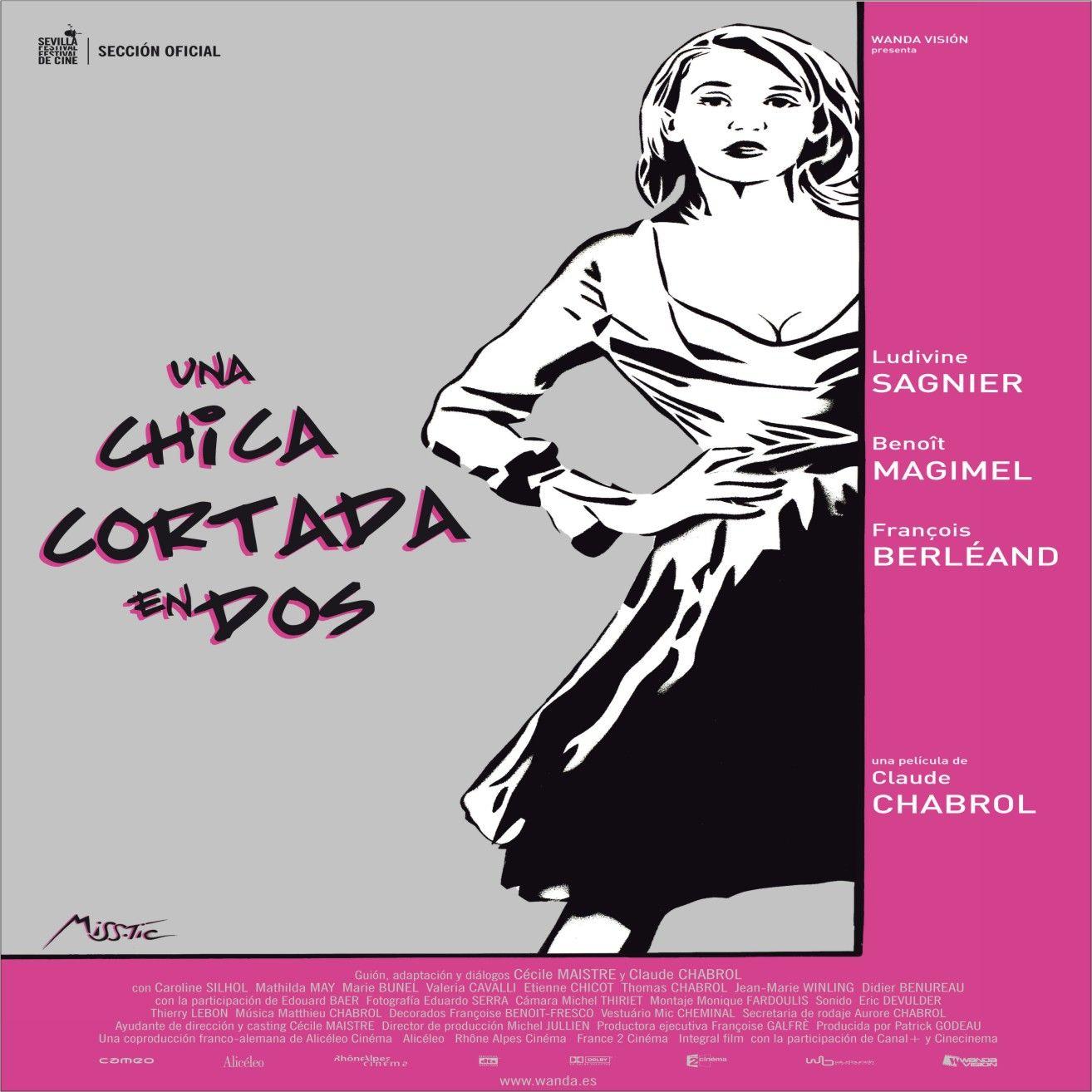 Una Chica Cortada En Dos (2007)