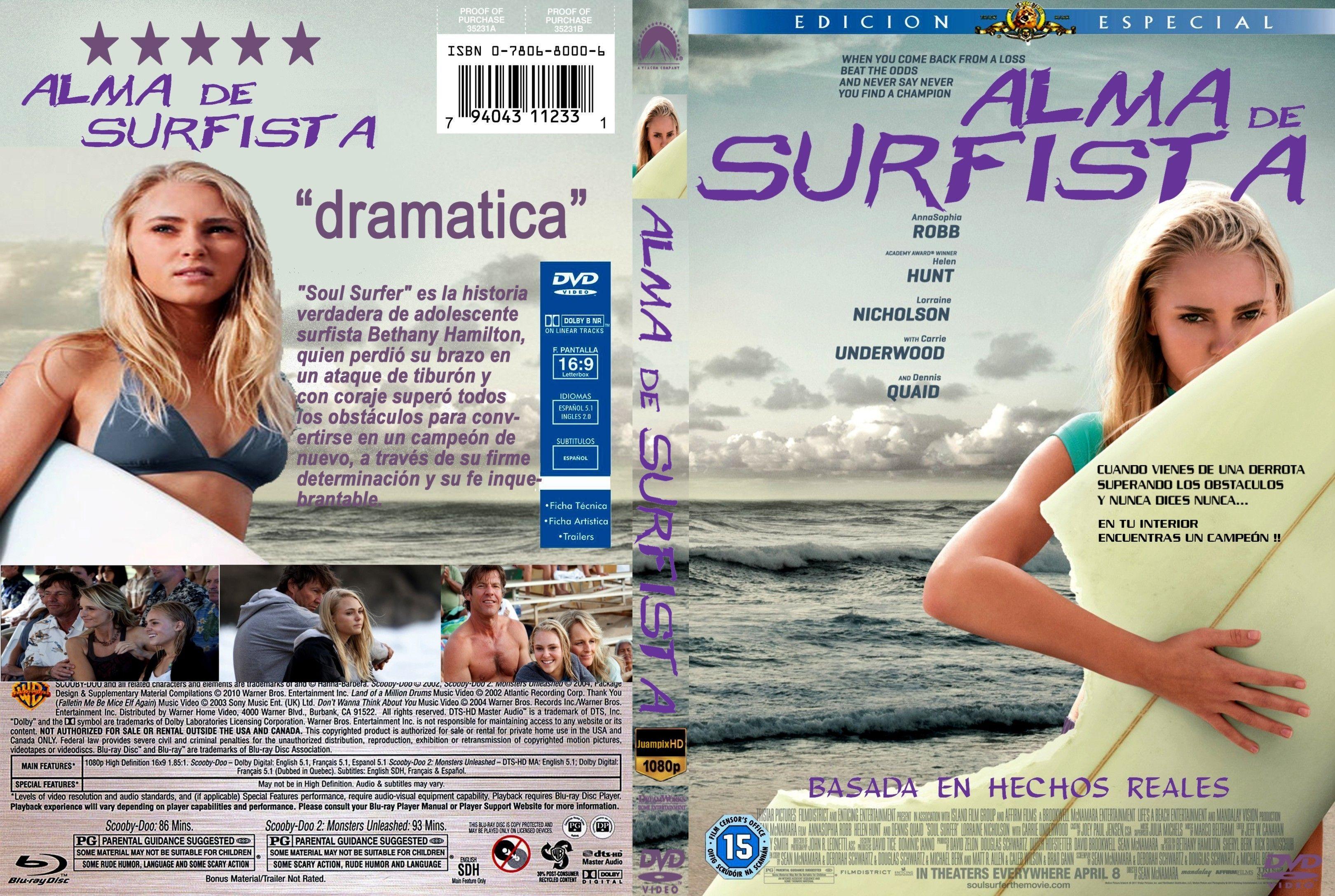 Surfer Dvd Dd)soul Surfer Dvd-r