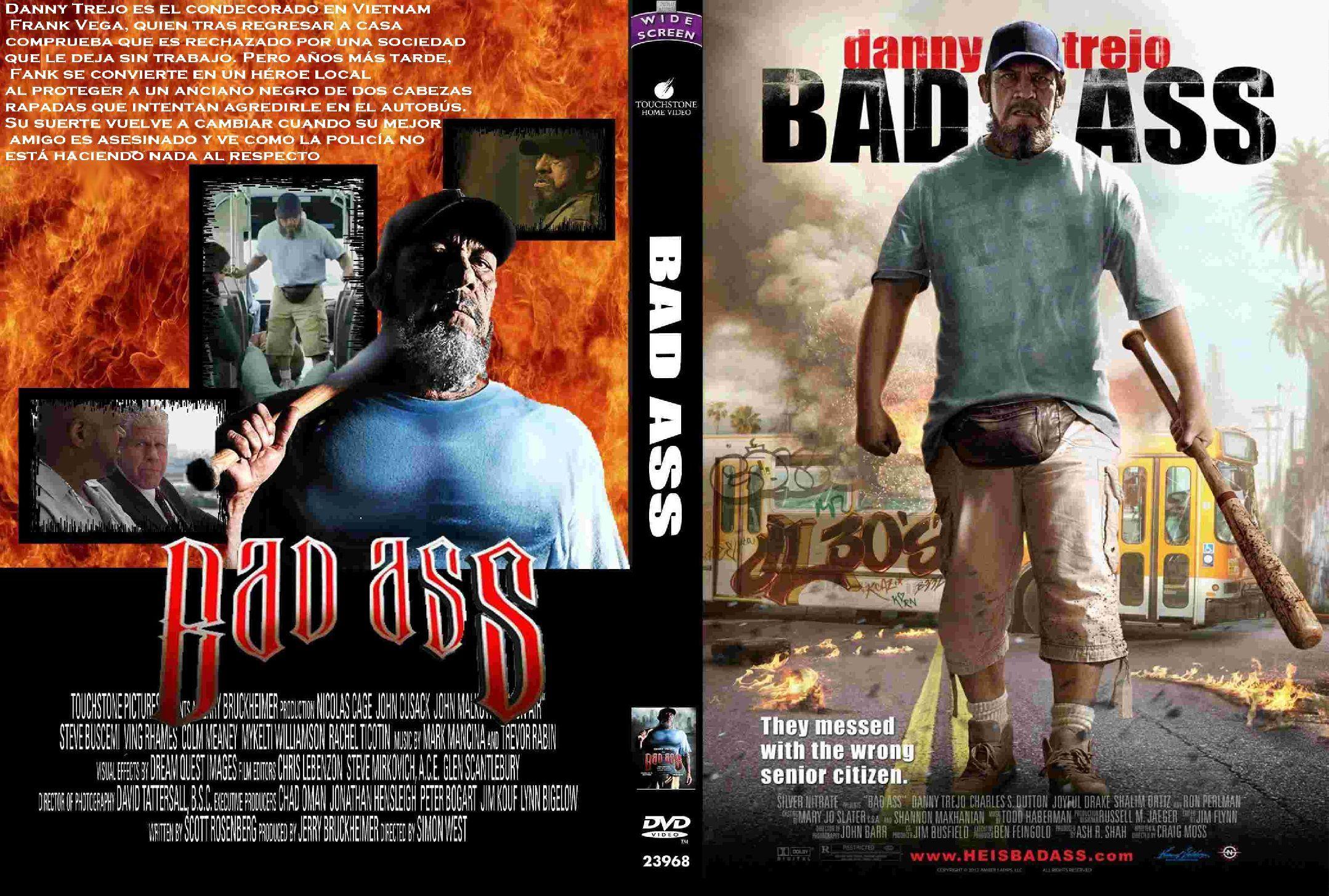 Bad Ass Dvd 95