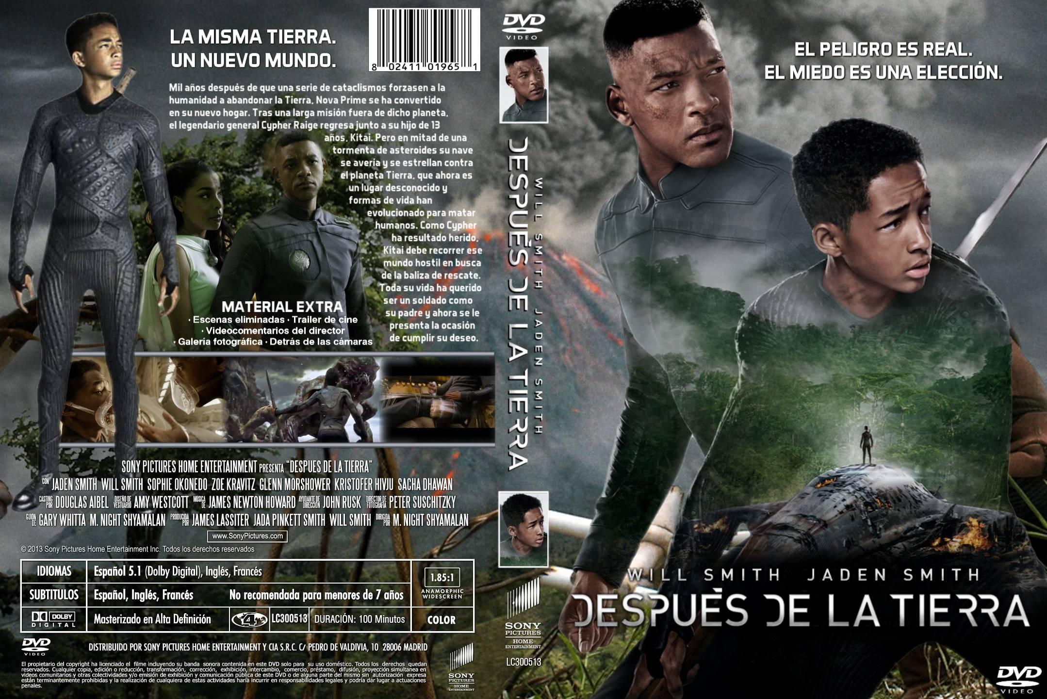 Después de la Tierra (2013) [Dvdrip Latino] [Zippyshare]