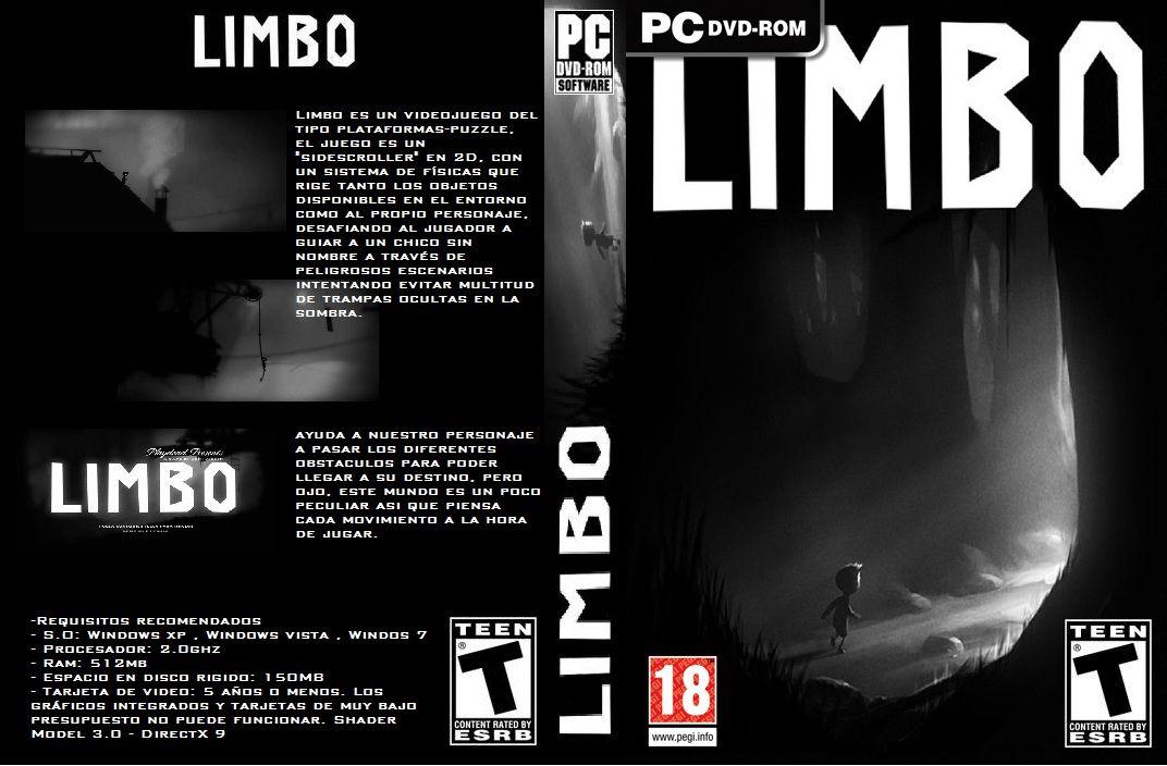 Limbo Pc Game full 80mb por mega